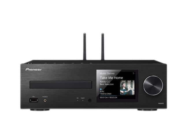 Pioneer XC-HM86 2-Channel Network Amplifier with Bluetooth and Wi-Fi (Black) $197 + Free Shipping (eBay Daily Deal)