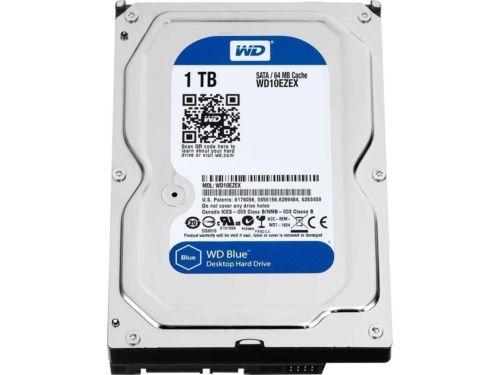 "1TB WD WD10EZEX Blue 3.5"" Internal Hard Drive $42 + Free Shipping (eBay Daily Deal)"