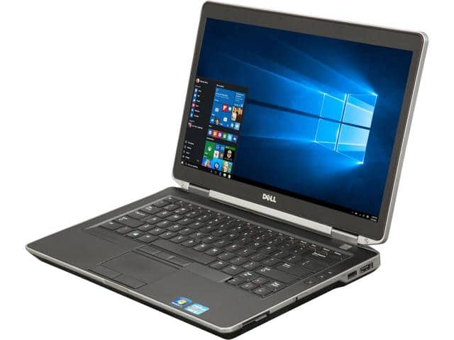 "14.0"" DELL Laptop Latitude E6430S Intel Core i5 3rd Gen 3320M (2.60 GHz) 4 GB Memory 128 GB SSD (Refurbished) for $209.99 AC + Free Shipping"
