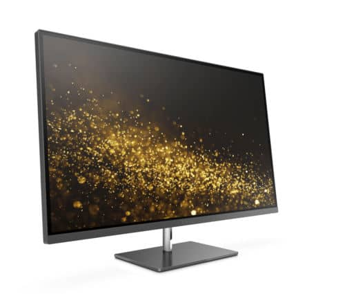 "HP Envy 37 27"" Widescreen LED LCD Monitor with Built-in Speakers (Refurbished) for $314.99 + Free Shipping (eBay Daily Deal)"