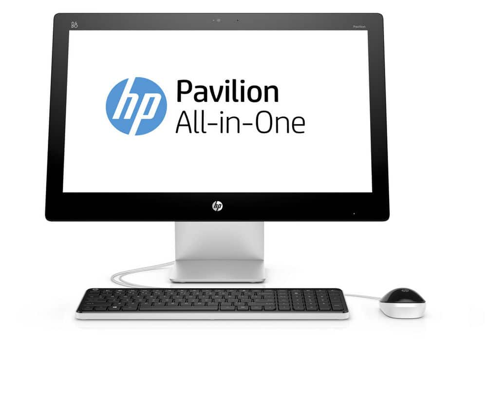 "HP Pavilion 23-Q113W 23"" Touch AIO Desktop Intel i3-4170T 3.2GHz 6GB 1TB Win10 (Refurbished) $400 + Free Shipping (eBay Daily Deal)"