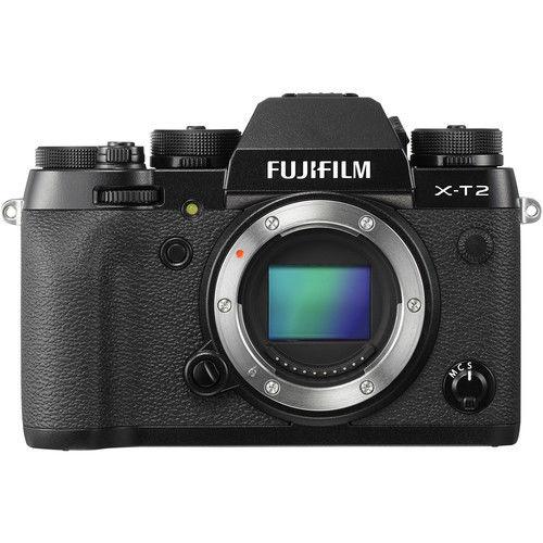Fujifilm X-T2 Mirrorless Digital Camera (Body Only) $1179.99 + Free Shipping