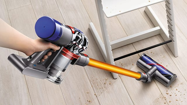 Dyson V8 Absolute Bagless Cordless 2-in-1 Handheld/Stick Vacuum for $419.99 + Free Shipping