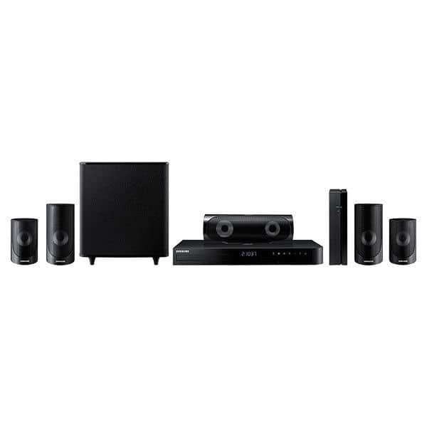 Samsung HT-J5500W 5.1 Channel 1000-Watt 3D Blu-Ray Home Theater System for $219.99, Samsung HWM450 320-Watt 2.1 Channel Soundbar for $149 + Free Shipping (eBay Daily Deal)