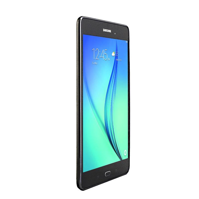 "Samsung Galaxy Tab A 8.0"" Wi-Fi 16GB SM-T350NZASXAR Smoky Titanium w/ Pouch (New Open Box) for $99.99 + Free Shipping (eBay Daily Deal)"