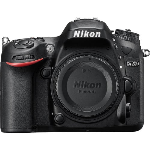 Nikon D3400 W 18-55mm for $396.95 Or Nikon D7200 for $796.95 & More + Free Shipping