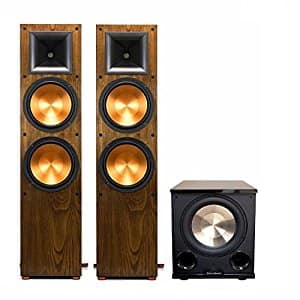 Klipsch RF-7ii (Pair) + PL-200ii Sub for $1,799 + Free Shipping