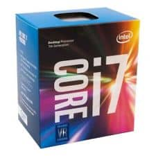 Intel Core i7-7700K Kaby Lake Quad-Core 4.2 GHz LGA for $279.99 + Free Shipping (eBay Daily Deal)