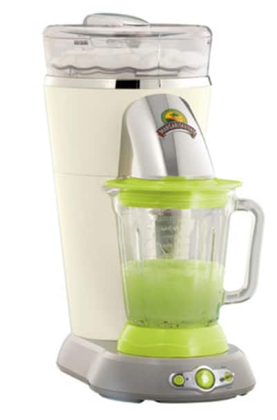 Margaritaville Bahamas Frozen Concoction Maker Off White & Lime Green $99.99 + $9.90 in RSP + Free Shipping