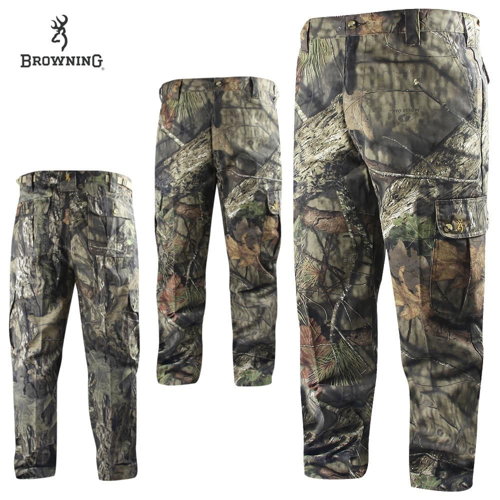 Browning Hell's Canyon 6-Pocket Pants for $21.99 AC + Free Shipping