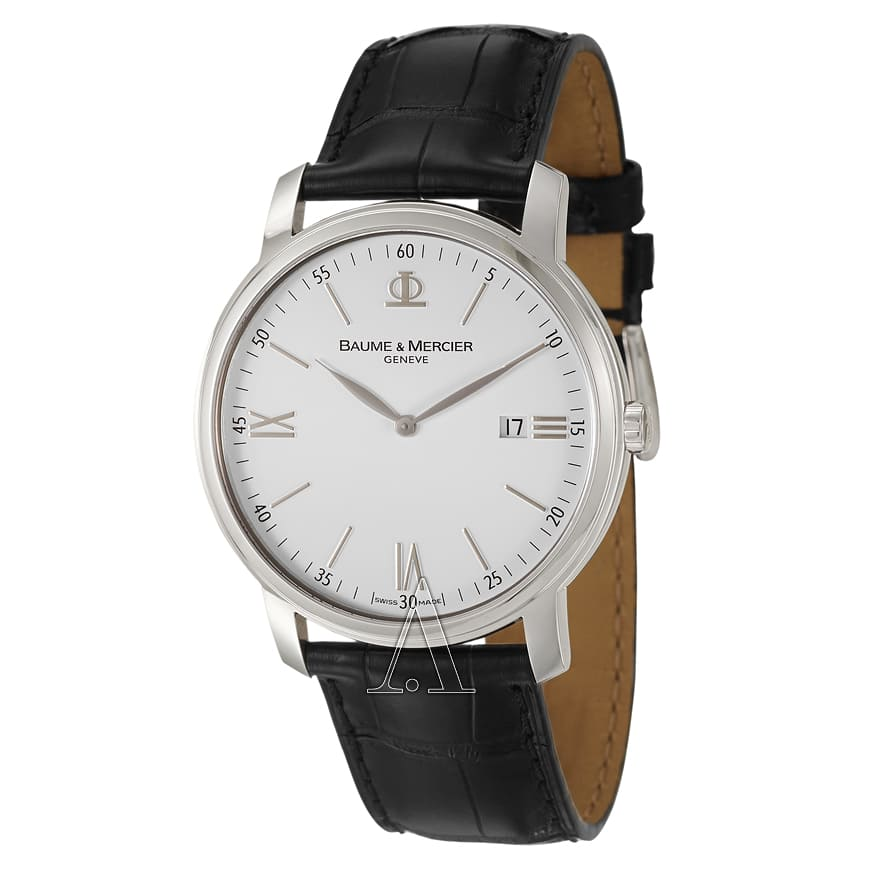 BAUME AND MERCIER Men's Classima Executives Watch (MOA08485) for $699 + Free Shipping