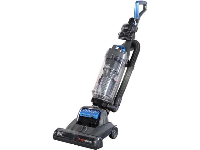 BLACK+DECKER POWERSWIVEL Upright Vacuum Cleaner $55 Shipped