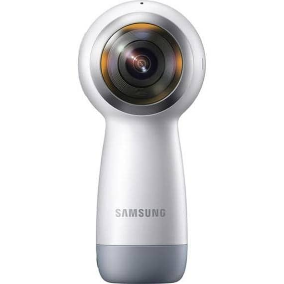 Samsung Gear 360 4K Spherical VR Camera - 2017 Version $145 AC + Free Shipping