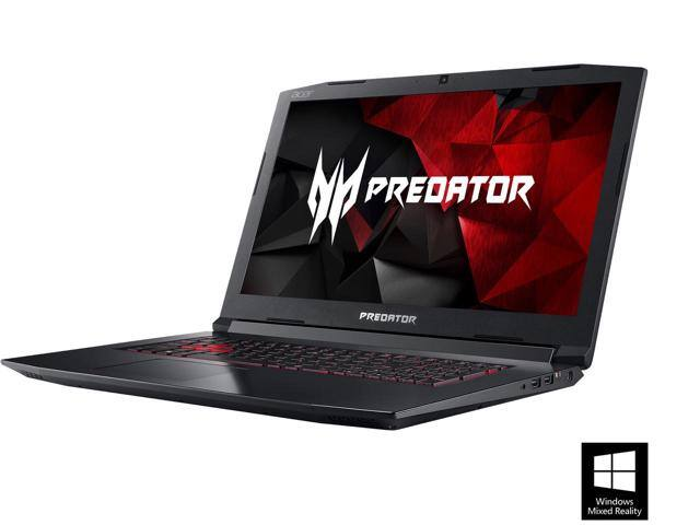"Acer Predator Helios 300 PH317-51-7578 17.3"" Intel Core i7 7700HQ (2.80 GHz) NVIDIA GeForce GTX 1060 16 GB Memory 128GB SSD 1TB HDD for $1069.99 Shipped"