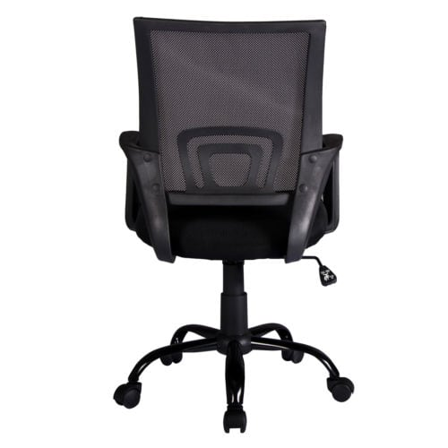 Midback Ergonomic Mesh Office Chair w/ Metal Base $30 + Free Shipping
