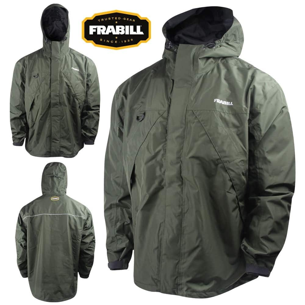 Frabill F1 Storm Jacket $24.99 AC + Free Shipping