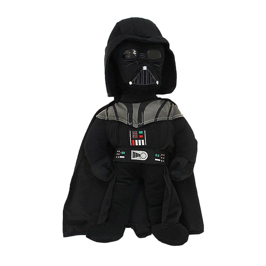 Star Wars Plush Backpack Kids Bag with Zipper Pouch for $8 AC + Free Shipping