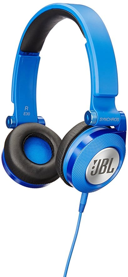 JBL Synchros E30 Refurbished On-Ear Wired Headphones for $17.99 + Free Shipping