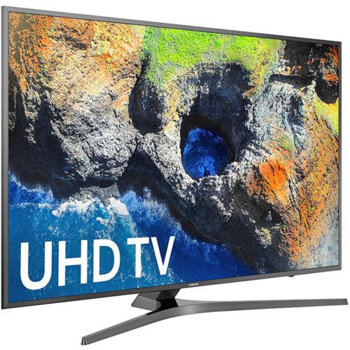 "Samsung UN55MU7000 54.6"" 4K Ultra HD Smart LED TV for $650 + Free Shipping (eBay Daily Deal)"