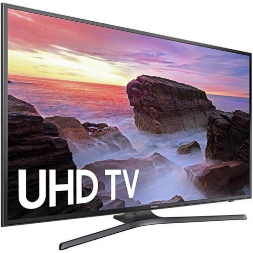 Samsung UN43MU6300 43-Inch 4K Ultra HD Smart LED TV for $379