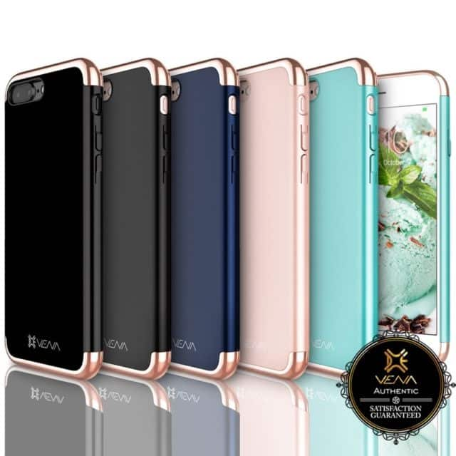 Vena Smartphone Cases for S7 & S7 Edge,  Galaxy S8 & S8+, iPhone 7 / 7 Plus & iPhone 8 / 8 Plus from $3 + Free Shipping