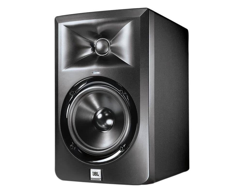 "JBL 5"" LSR305 2-WayStudio Monitor Active Reference Speaker $79 + Free S/H"
