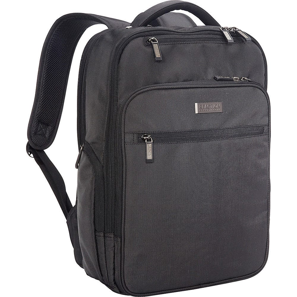 "Kenneth Cole Reaction The Brooklyn Commuter 16"" RFID Business & Laptop Backpack $28 AC + Free Shipping (eBay Daily Deal)"