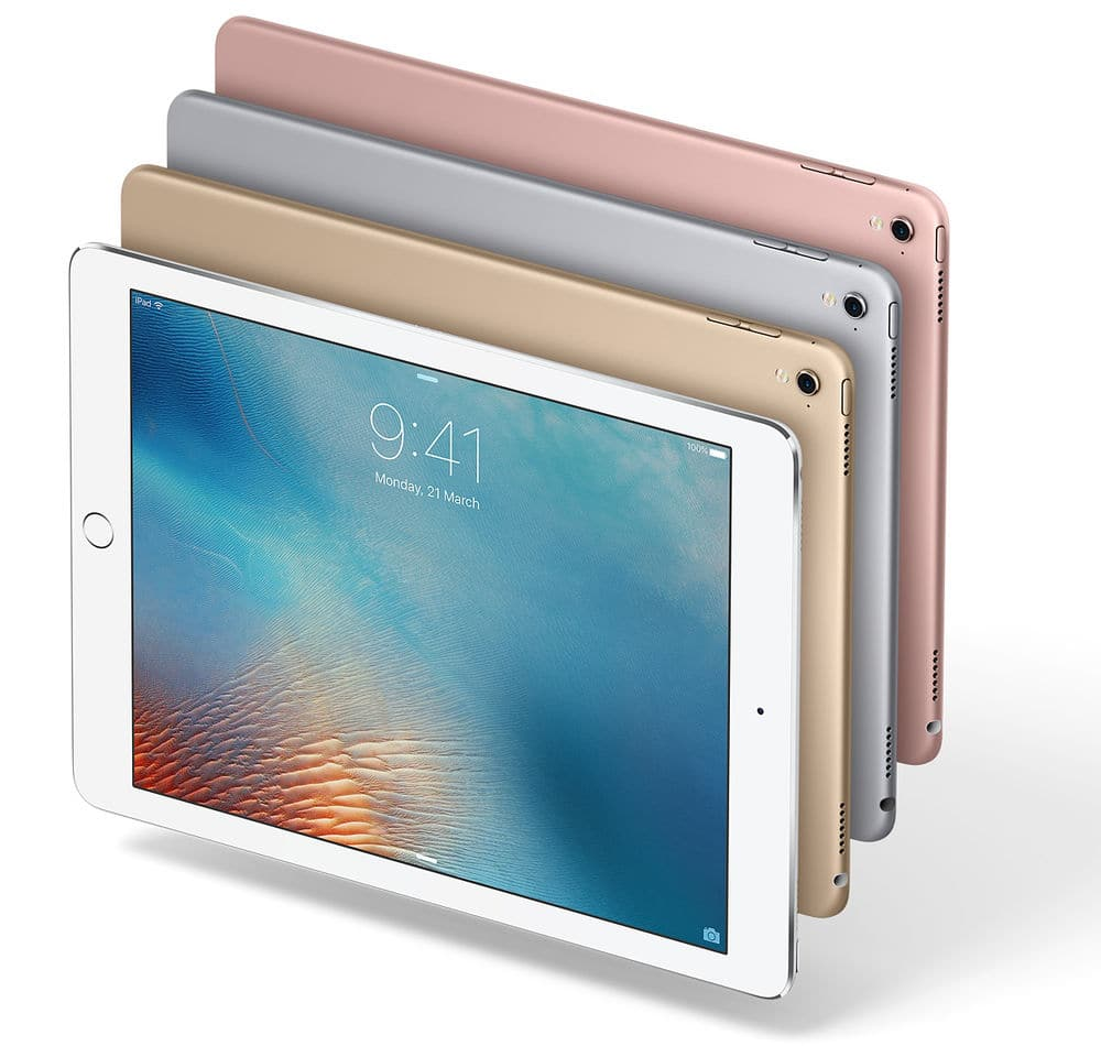 """Apple iPad Pro 9.7"""" 256GB WIFI + Cellular Tablet for $529.99 + Free Shipping (eBay Daily Deal)"""