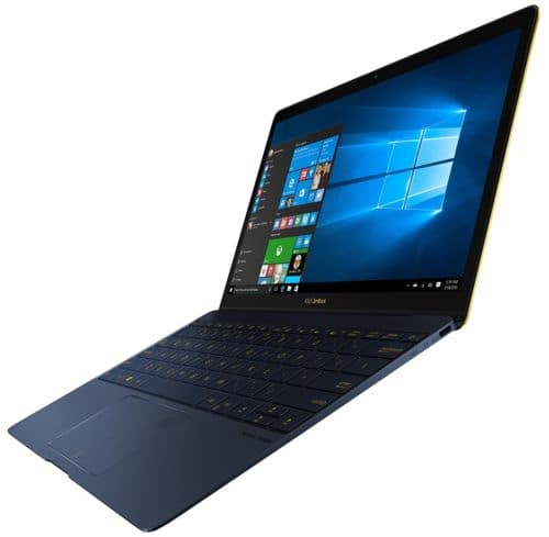 "ASUS ZenBook 3, UX390UA-XH74-BL (i7-7500U, 16GB RAM, 1TB SATA SSD, 12.5"" Full HD, Windows 10 Pro) Ultrabook (Refurbished) for $949.99 + Free Shipping (eBay Daily Deal)"