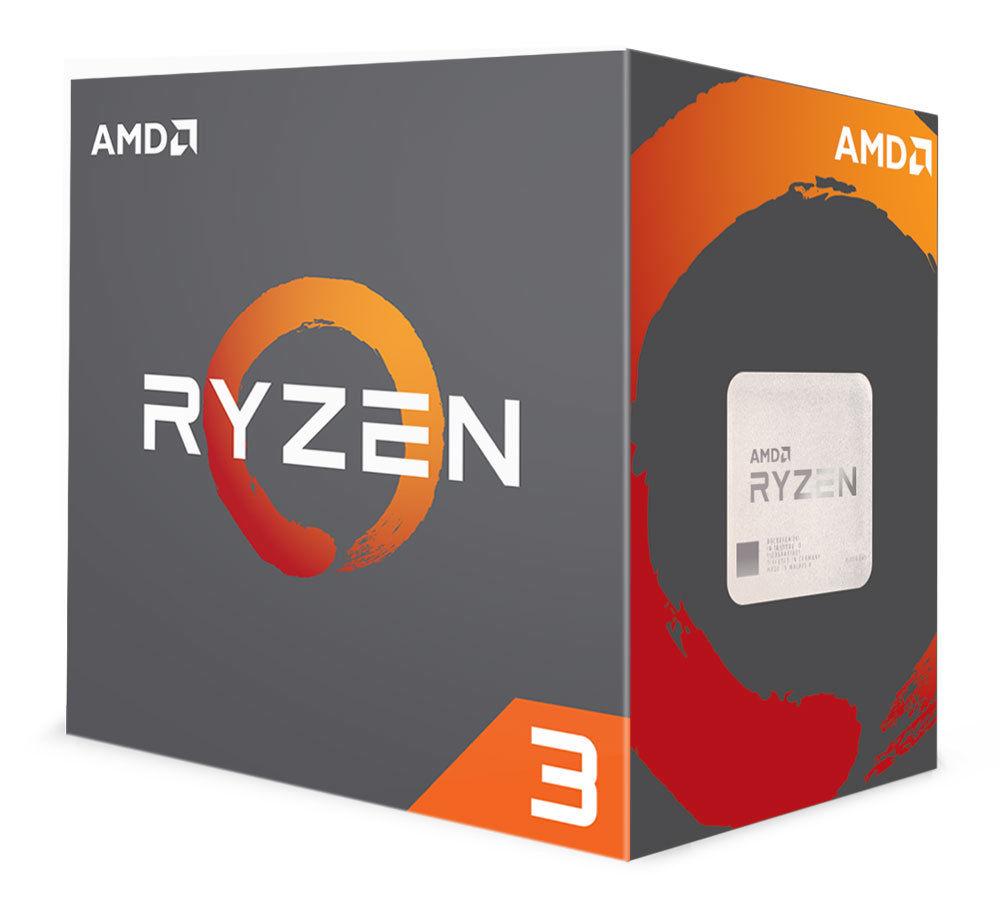 AMD Desktop CPUs: AMD Ryzen 3 1200 for $79.99, AMD Ryzen 3 1300X for $94.99, Ryzen 5 1400 for $119.99 & More + Free Shipping