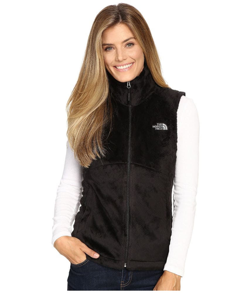 Womens North Face Osito Fleece Jacket Vest $48.99 + Free Shipping