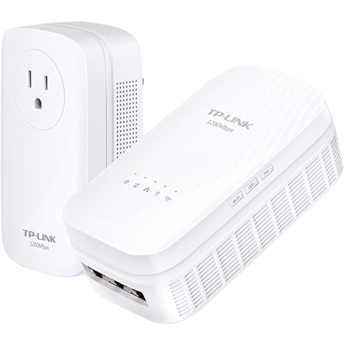 TP-Link TL-WPA8730 KIT AV1200 Gigabit Powerline AC Wi-Fi Kit for $99.99 + Free Shipping