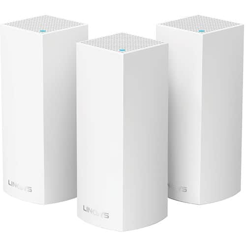 Linksys Velop Wireless AC-6600 Tri-Band Whole Home Mesh Wi-Fi System (3 Units) $339.97 + Free Shipping
