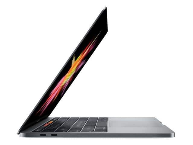 "Apple MacBook Pro 13.3"" Laptop w/ Touch Bar: i5, 256GB SSD, 8GB RAM  $1350 + Free Shipping"