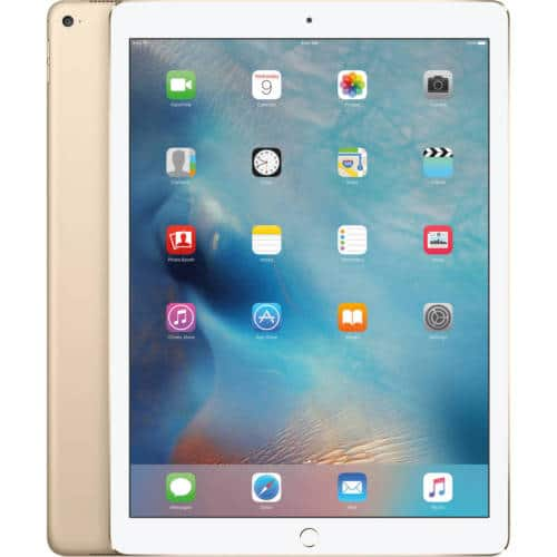 "Apple iPad Pro 128GB WIFI+Cellular 12.9"" Retina Display Touch ID Tablet $639.99 + Free Shipping (eBay Daily Deal)"