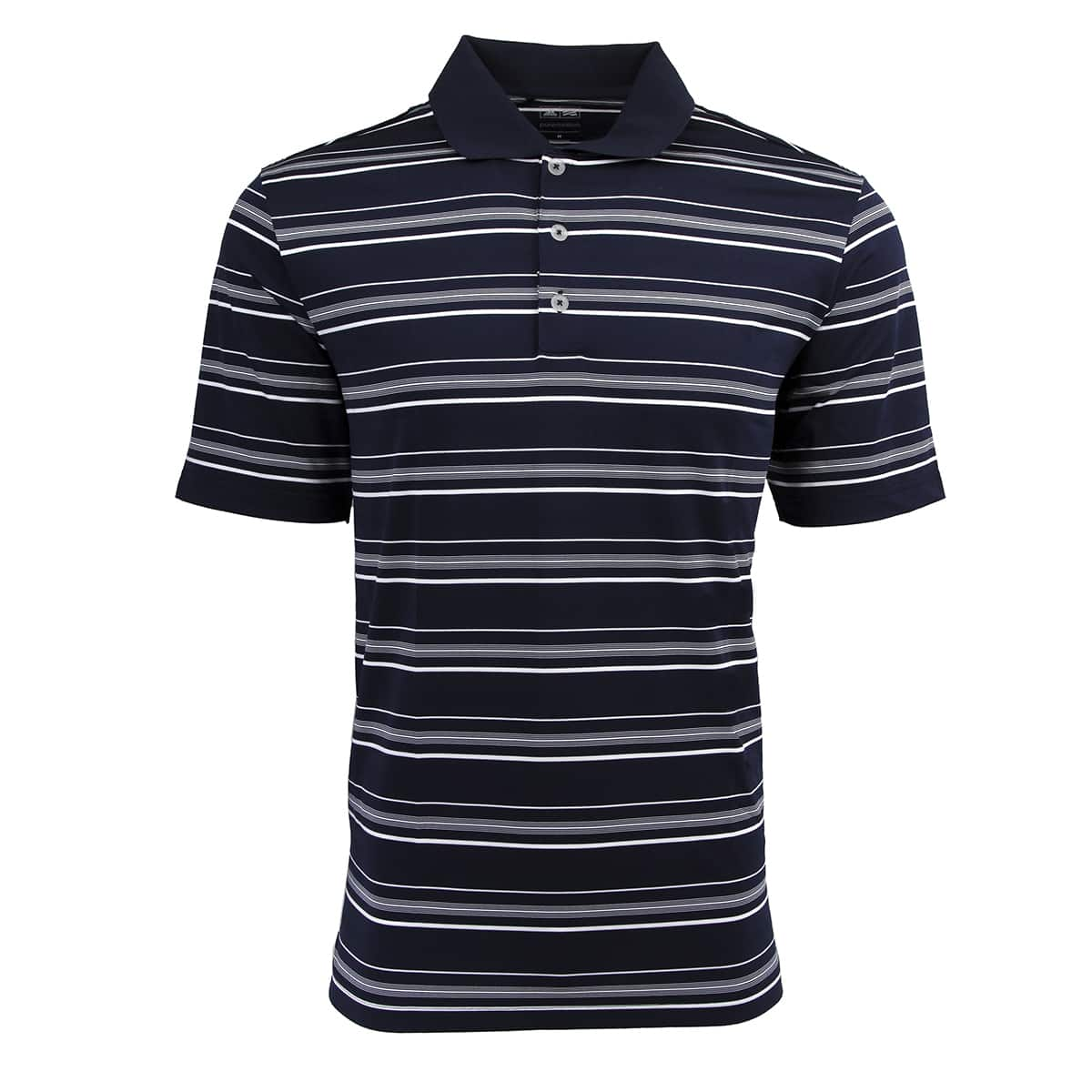 Adidas Men's Puremotion Textured Stripe Polo $17.99 + Free Shipping (eBay Daily Deal)