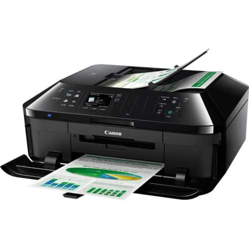 Canon PIXMA MX922 Wireless All-In-One Photo Printer w/ Scanner, Copier & Fax $59.99 + Free Shipping (eBay Daily Deal)