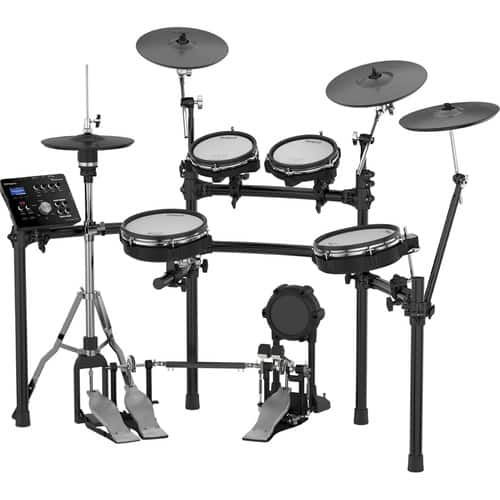 Roland TD-25KV V-Drums 10-Piece Electronic Drum Kit with Drum Module $1999.99 + Free Shipping