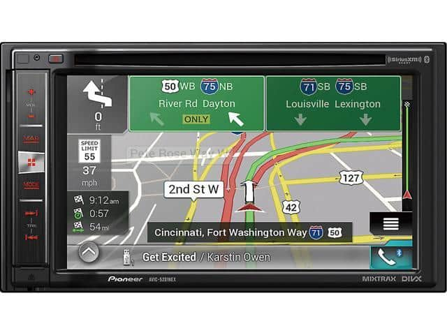 Pioneer AVIC-5201NEX Navigation & Media Receiver $499.99 AC + Free Shipping