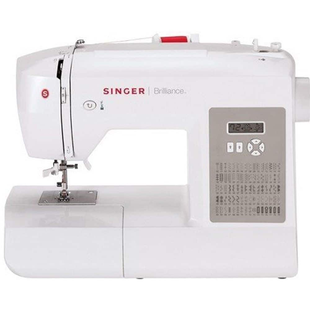 Singer 6180 Brilliance Sewing Machine $115.99 + Free Shipping