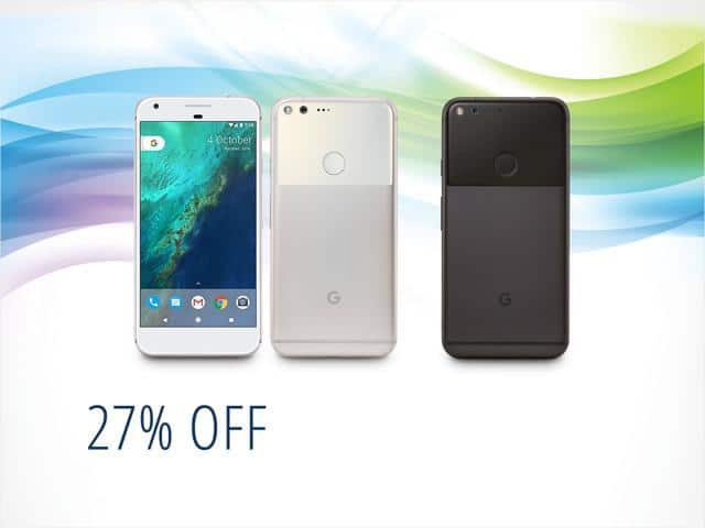 32GB Google Pixel Phone - 5 inch display (Factory Unlocked US Version) for $399.99 + Free Shipping