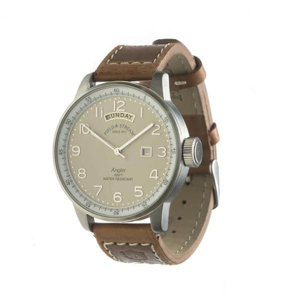 72% off All Field & Stream and Swiss Tradition Watches: Two for $28 Shipped
