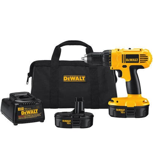 "DEWALT 18V 1/2"" Adjustable Clutch Drill Driver Kit $69.99 + Free Shipping (eBay Daily Deal)"