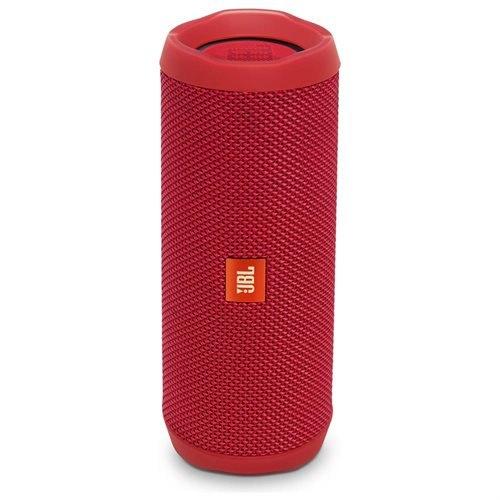 JBL Flip 4 Waterproof Portable Bluetooth Speaker (White or Red) $71.96 AC + Free Shipping