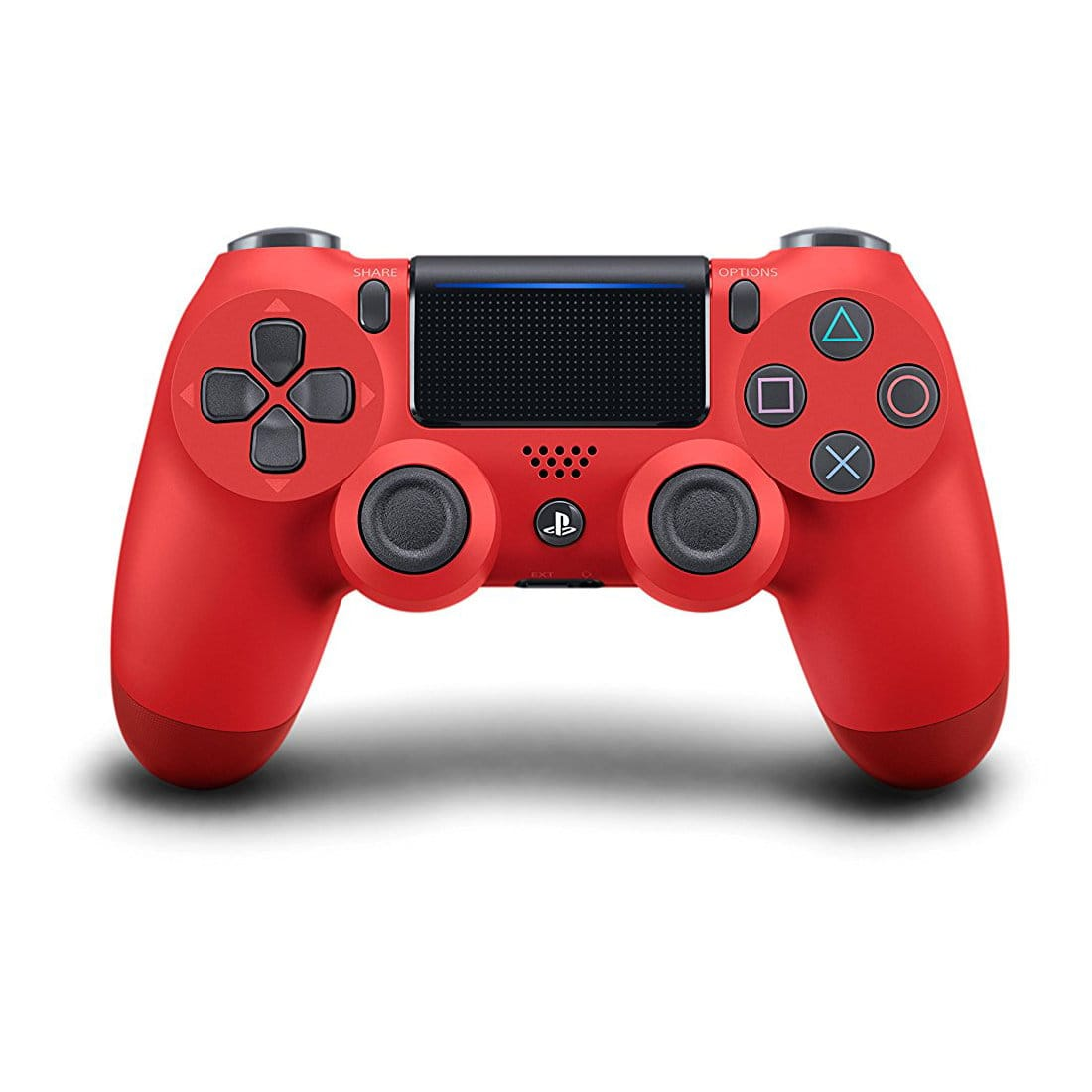PlayStation 4 DualShock 4 Wireless Controller - New Version - Red or Black $39.91 AC + Free Shipping