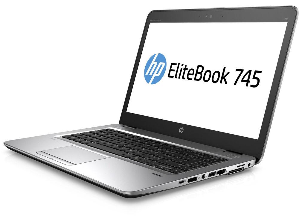 """HP Elitebook 745 G3 14"""" Laptop AMD A10-8700B 1.8GHz 8GB 256GB SSD Windows 10 (Refurb) $279.99 + Free Shipping (eBay Daily Deal)"""