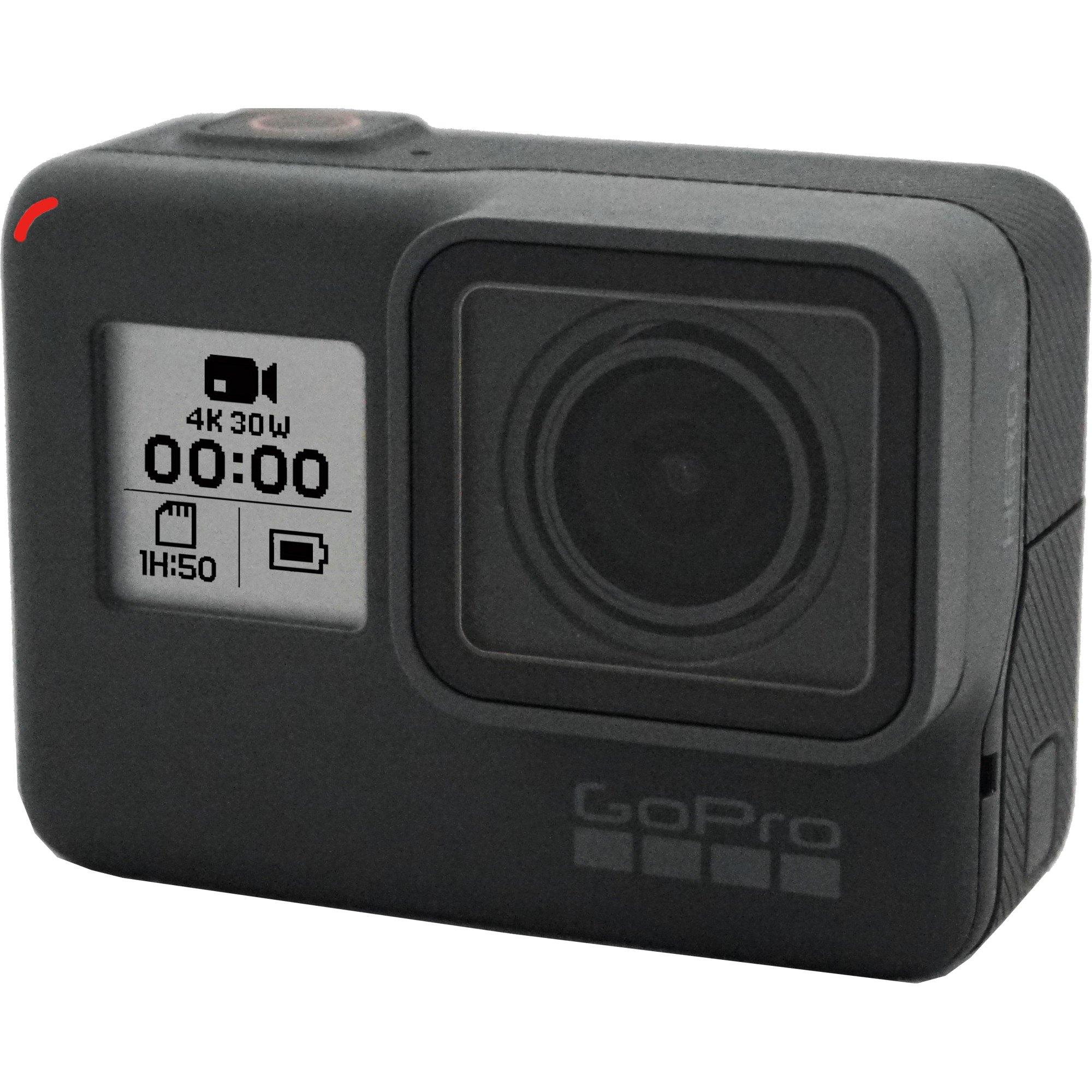 GoPro HERO5 Black Waterproof 4K Action Camera for $250 + Free Shipping