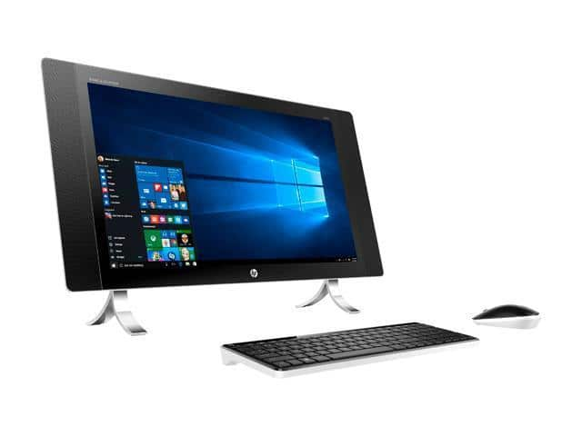 "HP ENVY 27-P014 27"" All-in-one Desktop PC Intel i5-6400T 2.2GHz 12GB 1TB Win 10 (Refurb) For $499.99 + Free Shipping (eBay Daily Deal)"