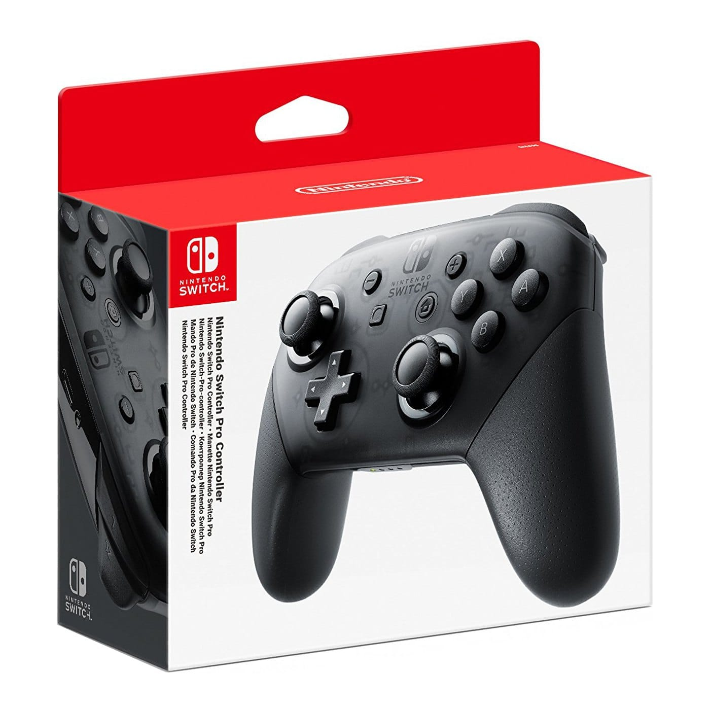 Nintendo Switch Pro Controller $60, Nintendo Switch Joy-Con Neon Yellow Controllers $69 + Free Shipping