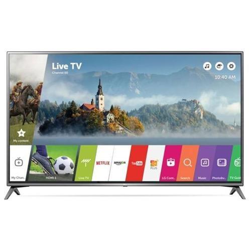 "LG 55"" 55UJ6300 4K Ultra HD Smart LED TV for $439.99 AC + Free Shipping"